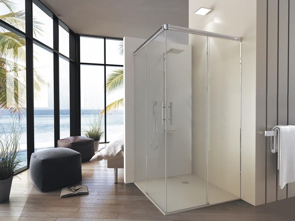 venta y colocación de mamparas de ducha
