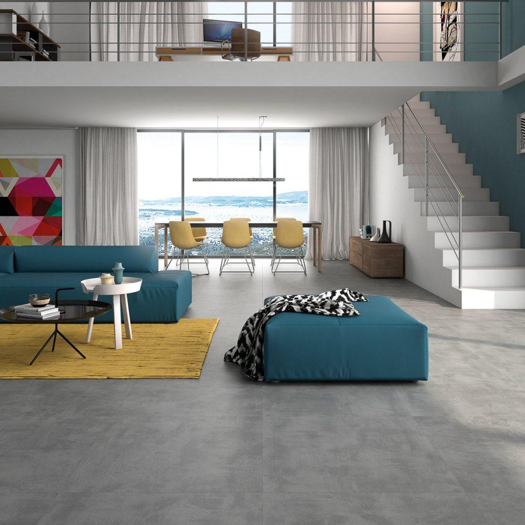 Suelos para viviendas tipo cemento