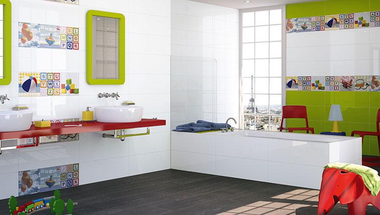 Cuartos de baño para niños en Albacete