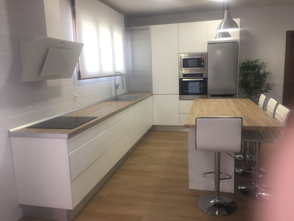 Reforma de cocinas en Albacete