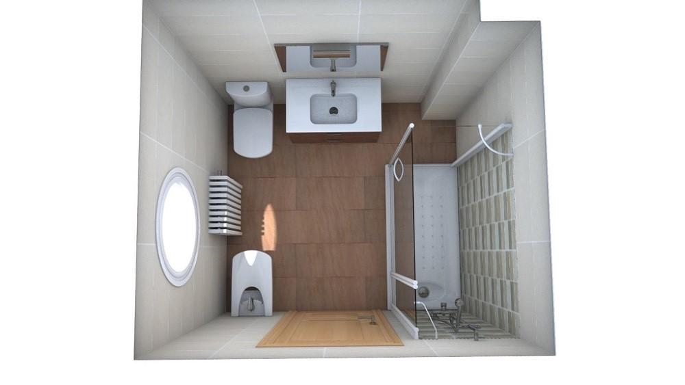 Diseño de baños en 3D | Azulejos La Unión | Reformas en Albacete