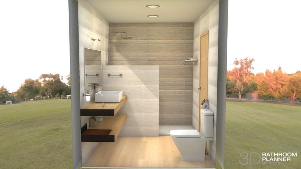 Reformas de baño | 3D