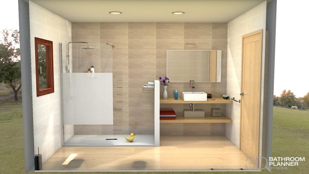 Reformas de baño 3D