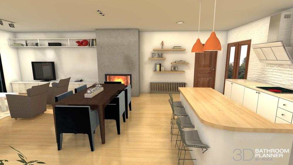 Reformas integrales en Albacete | 3D
