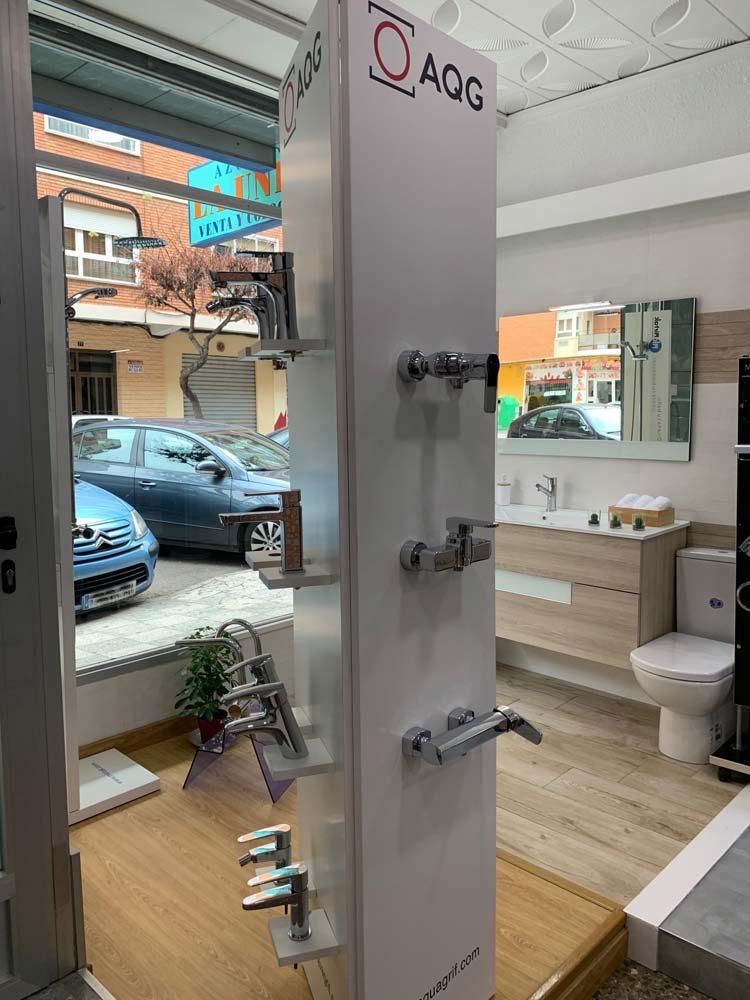 Grifos de baño en Albacete