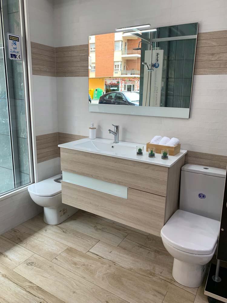 Muebles de baño | Azulejos y reformas La Unión