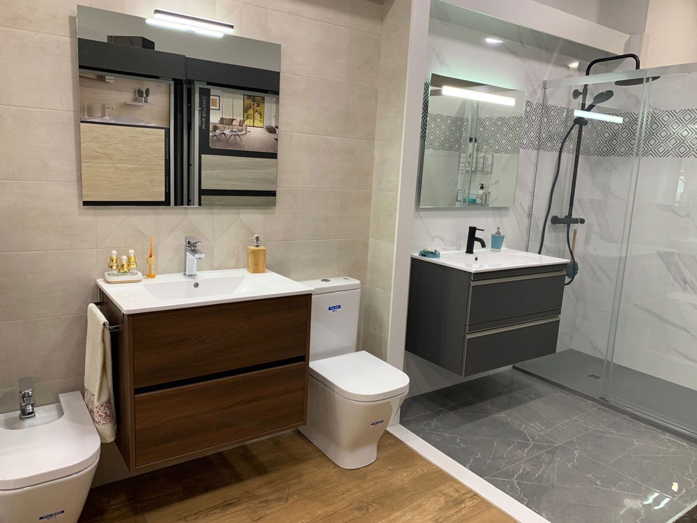 Mamparas de ducha en Albacete | Azulejos y Reformas La Unión