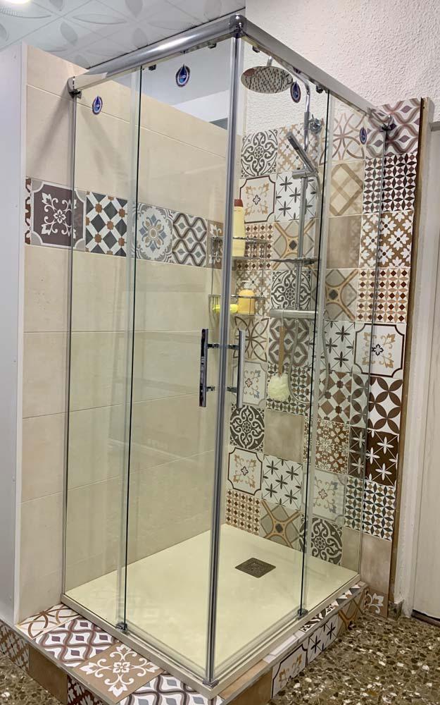 Mamparas de ducha en Albacete