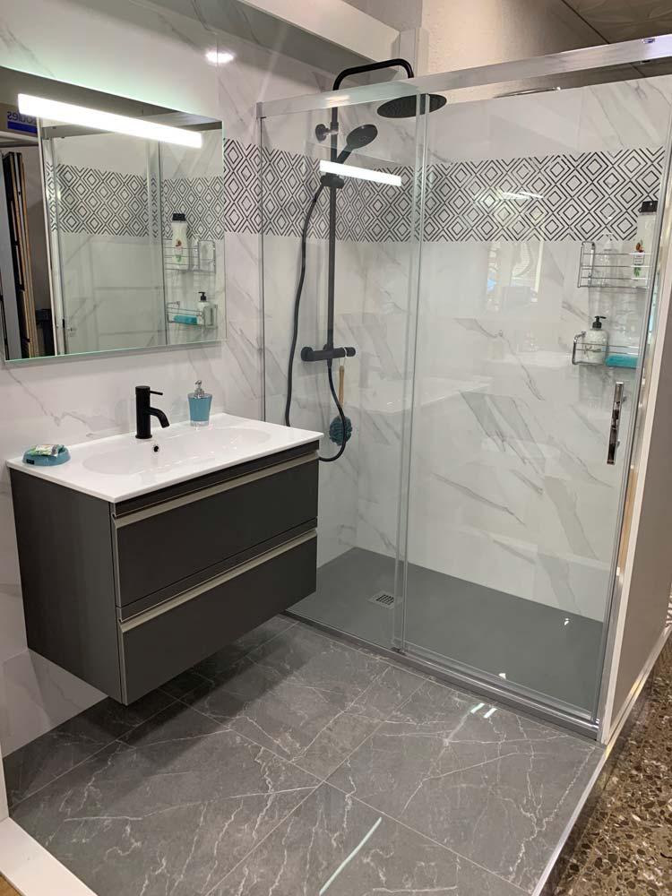 Mamparas de baño en Albacete