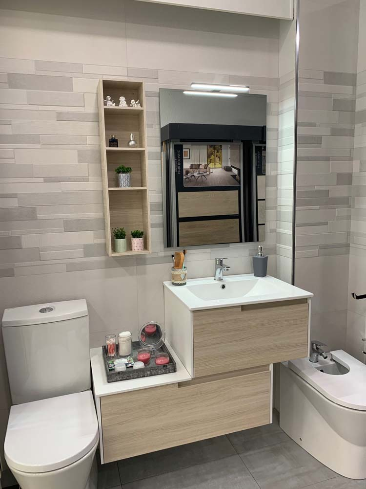 Muebles de baño en Albacete