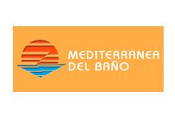 Mediterranea del Baño Logo